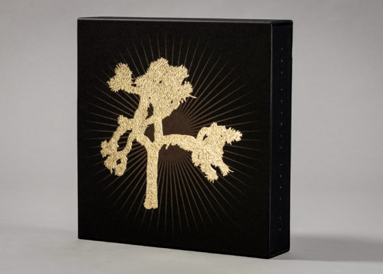 U2 Joshua Tree 30th Anniversary Box Set AMP Visual Dublin