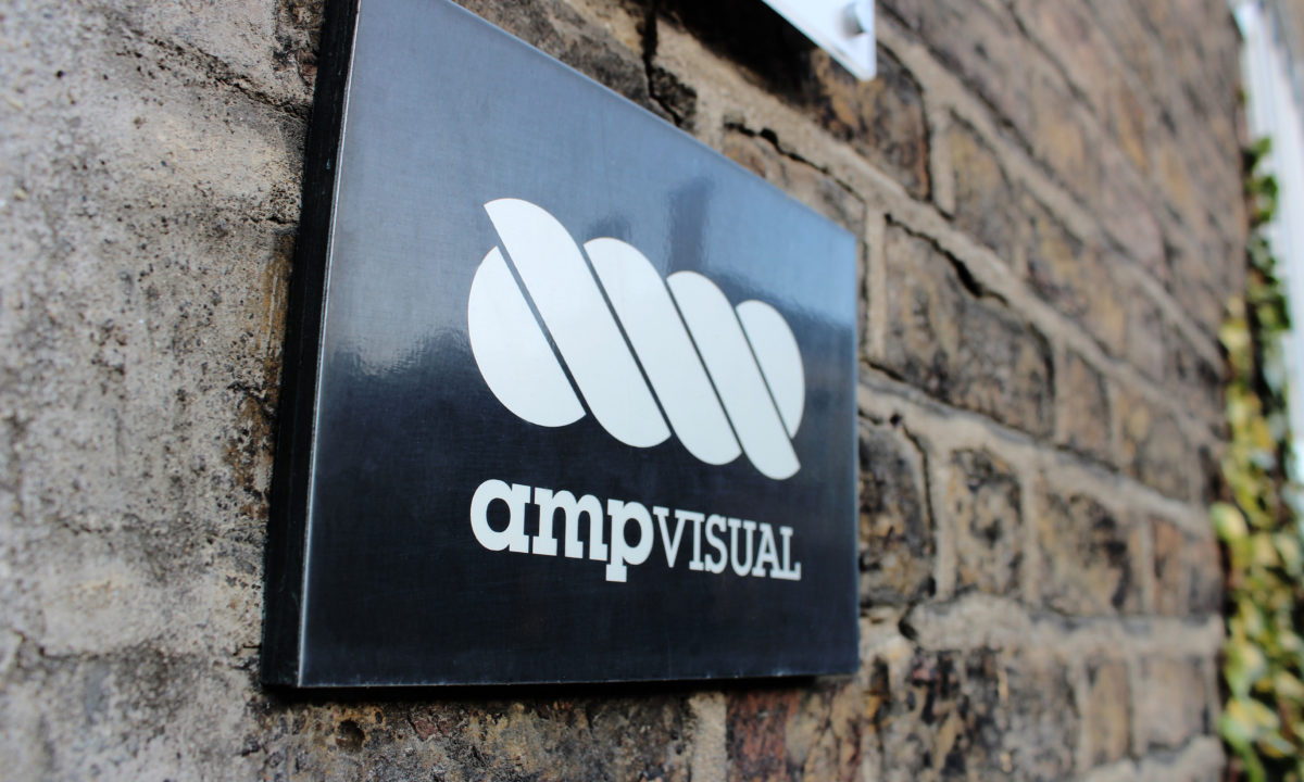 amp visual logo design dublin